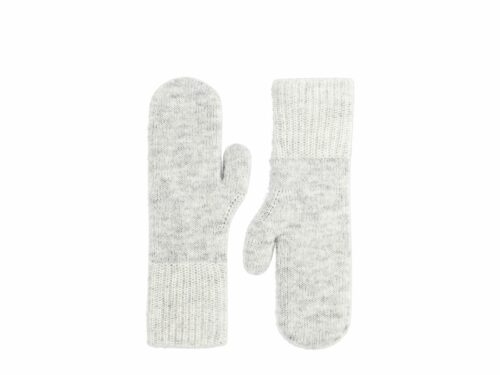 Knitted-Mittens-Grey