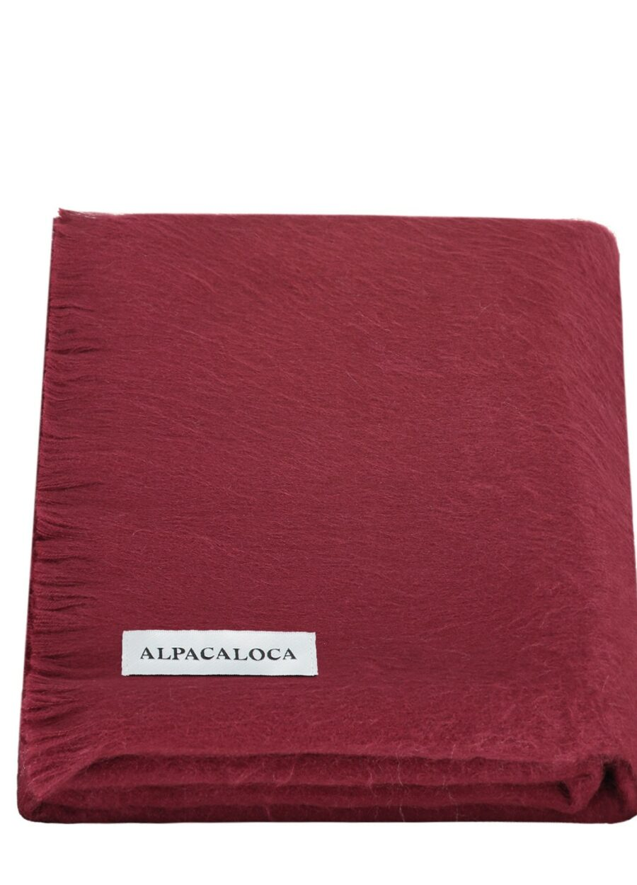 scarf-bordeaux-red