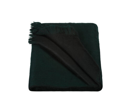 scarf-double-forest-green-black