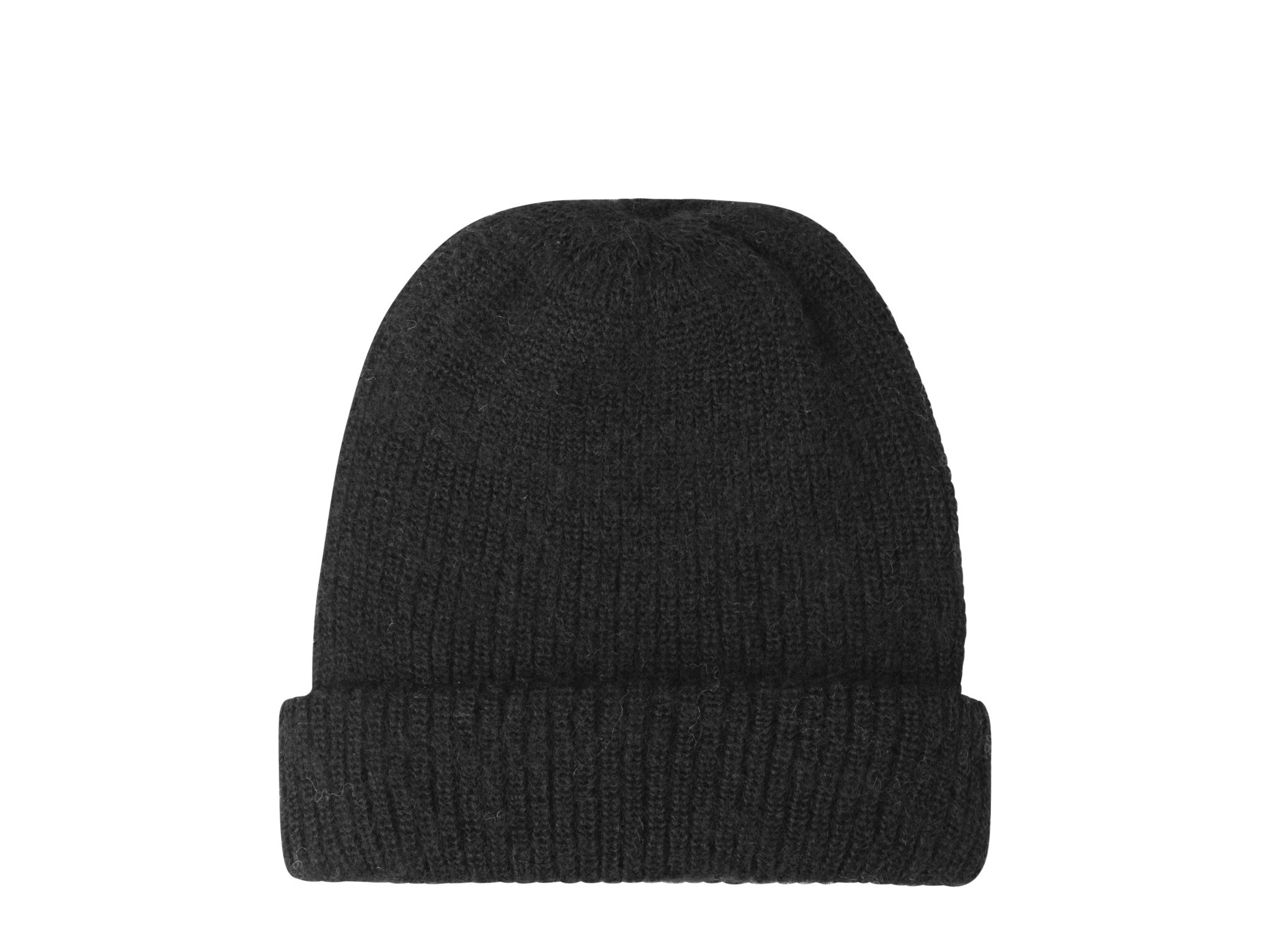 Knitted-Hat-Black